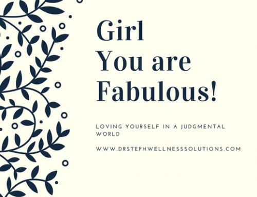Girl You Are Fabulous!!