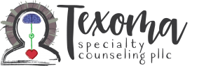 Eating Disorders | Sherman TX | Texoma Specialty Counseling Logo