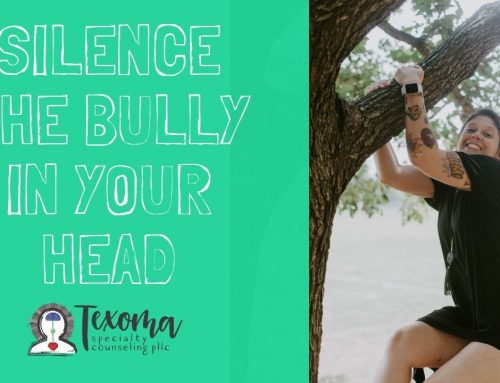 Silence The Bully In Your Head